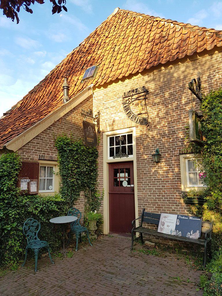 Het Dickens Museum in Bronkhorst