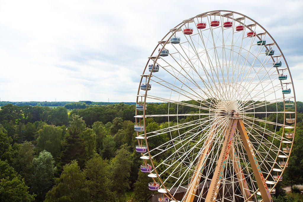 Attractiepark Slagharen Reuzenrad