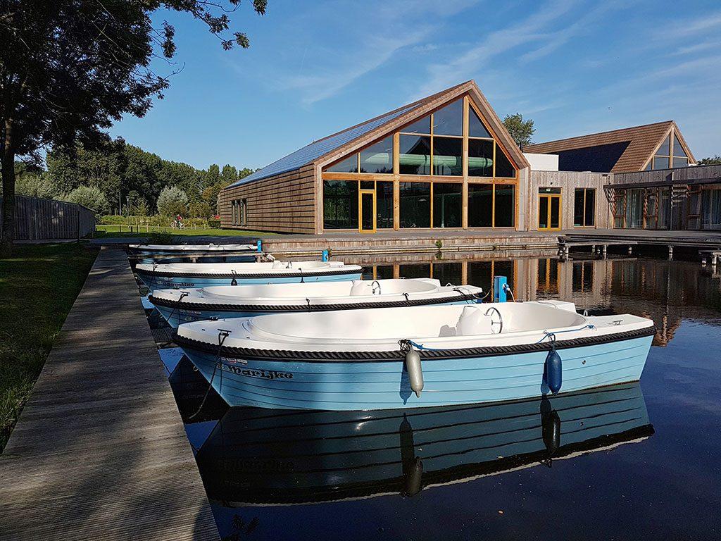 Landal Reeuwijkse Plassen Fluisterboot