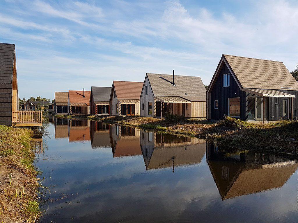Landal Reeuwijkse Plassen Nieuwe Huisjes