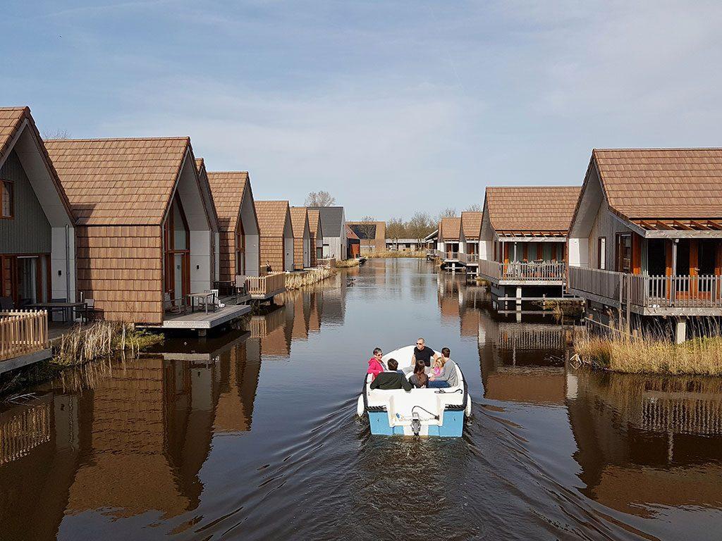 Landal Reeuwijkse Plassen Varen Boot