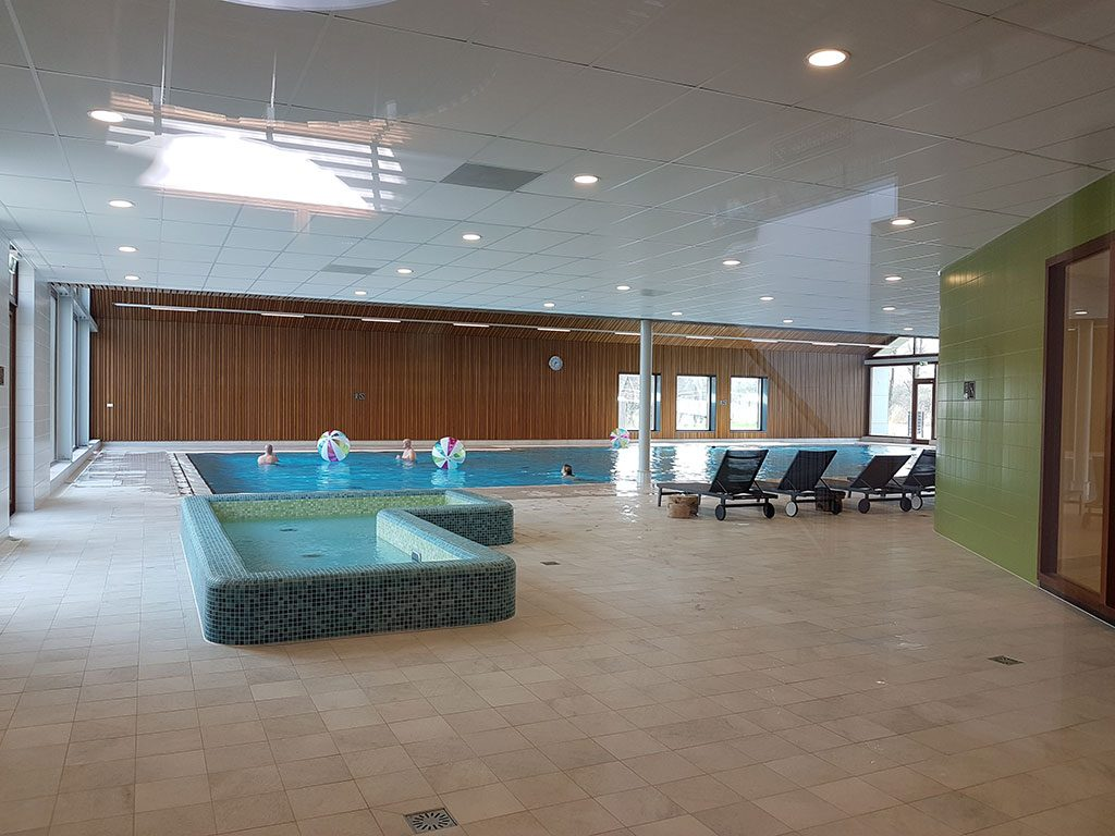 Landal Reeuwijkse Plassen Overdekte Zwembad