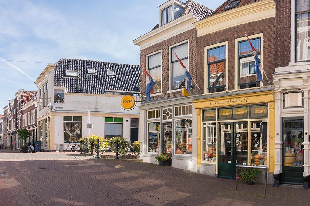 Gouda Kaas winkel