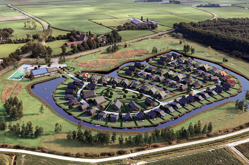 Landal Elfstedenhart Friesland